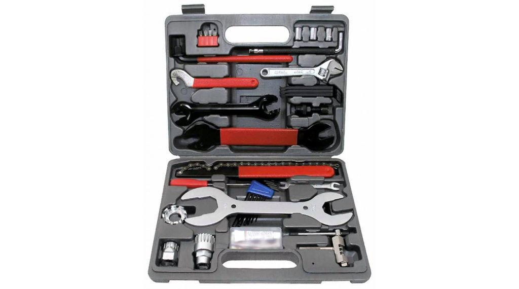 M-Wave - Werkzeugkoffer 32-teilig