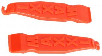 Maxxis Logo Reifenheber orange