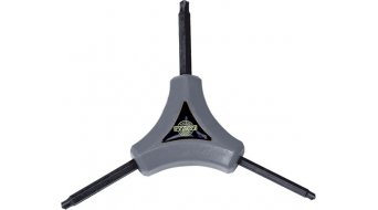 Pedros Y torx- wrench T10/T25/T30