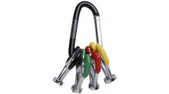 Pedros Pro spoke wrench set 3.2mm, 3.3mm, 3.5mm