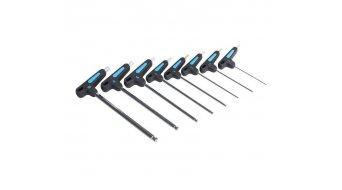 PRO Innensechskantschlüssel Set 2 / 2,5 / 3 / 4 / 5 / 6 / 8 / 10mm black