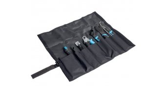 PRO Werkzeugtasche Starterkit 7er Set schwarz