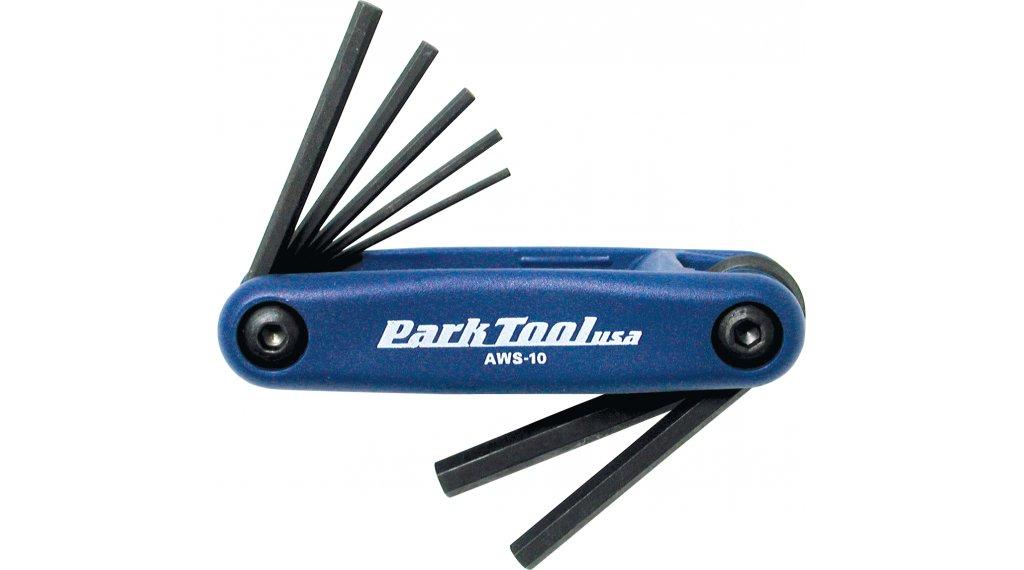Park Tool AWS-10 multi-Tool hex 1.5/2/3/4//5/6 110g