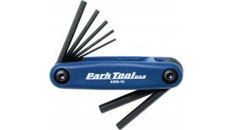 Park Tool AWS-10 többfunkciós szerszám belső hatszögű 1.5/2/3/4//5/6 110g