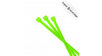 Riesel design cable:tie cable tie neon green (25 pcs.)