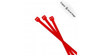 Riesel design cable:tie cable tie red (25 pcs.)