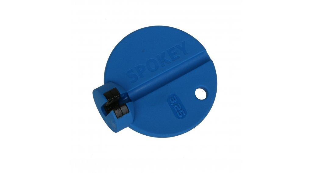 Rixen & Kaul Spokey Nippelspanner 2mm-Nippel/2.34mm-Speiche (3.25mm) blau
