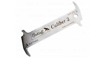 Rohloff Caliber 2 wear gauge