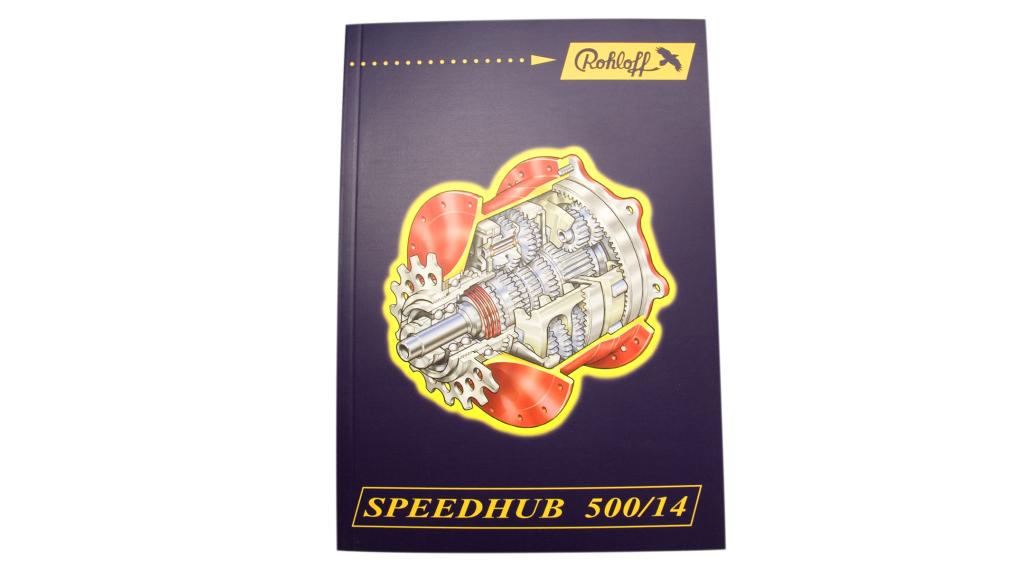 Rohloff Handbuch 适用于 Speedhub 500/14 deutsch
