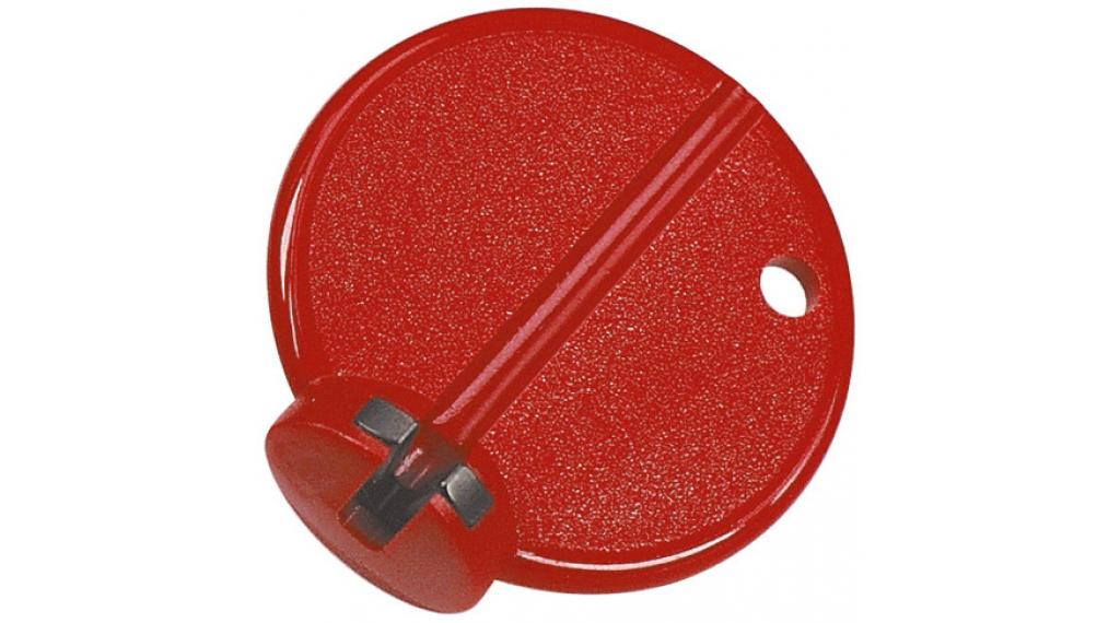 Rixen & Kaul Spokey Nippelspanner 2mm-Speichen (3.25mm) rot