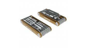 Topeak Mini P20 Multitool gold