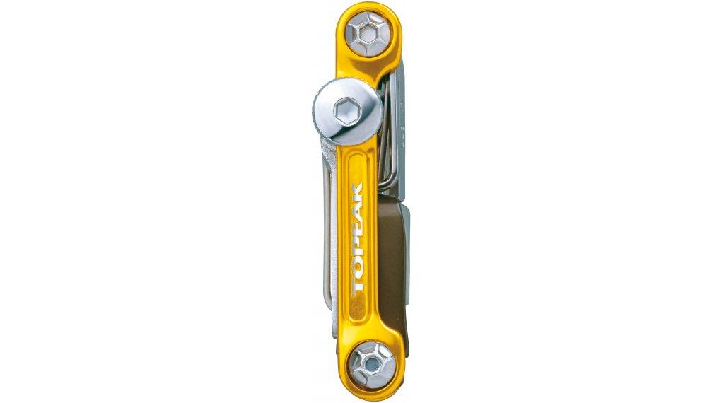 Topeak Mini 20 Pro Multi-Tool gold (20 Funktionen)