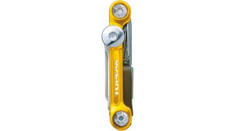 Topeak Mini 20 Pro Multi-Tool gold (20 Funktionen)