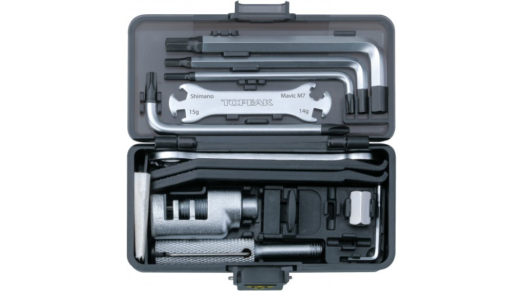 Topeak Survival Gear Box Werzeugbox (23 功能)