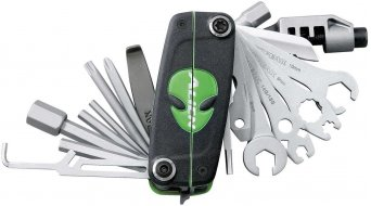 Topeak Alien 3 multi-Tool with 25 functions