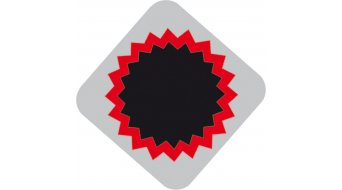 Tip Top tube rustine F1 25mm rond (100 pièce(s).)