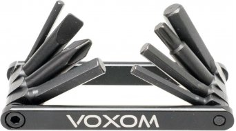 Voxom WKl7 Мултифункционален инструмент черно