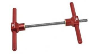 Wheels Manufacturing pressa 1 Lager pressamento chiave a cono rosso