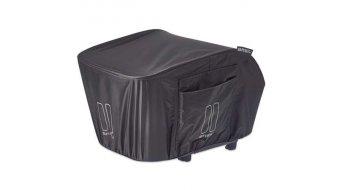 Basil Icon/Bolt bagage trägerkorb regen bescherminghaube zwart