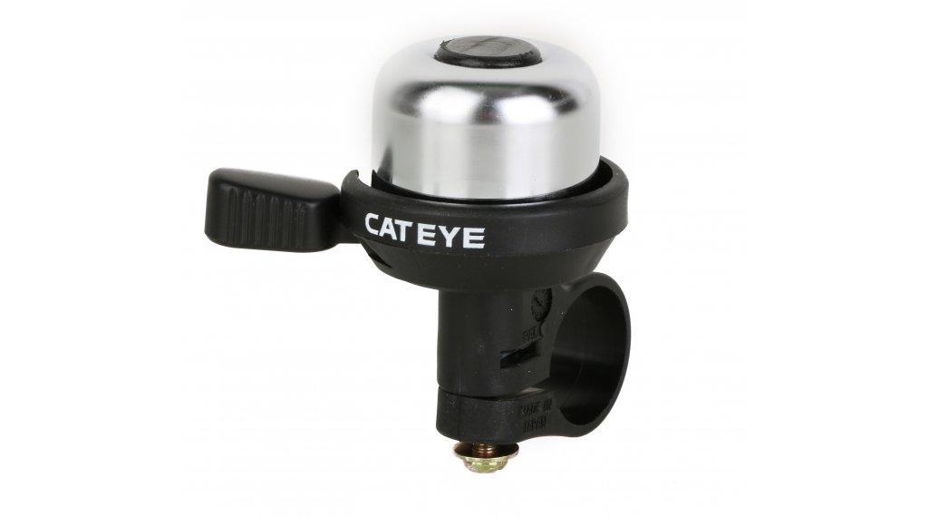Cat Eye PB-1000 Wind Fahrradklingel silber/schwarz