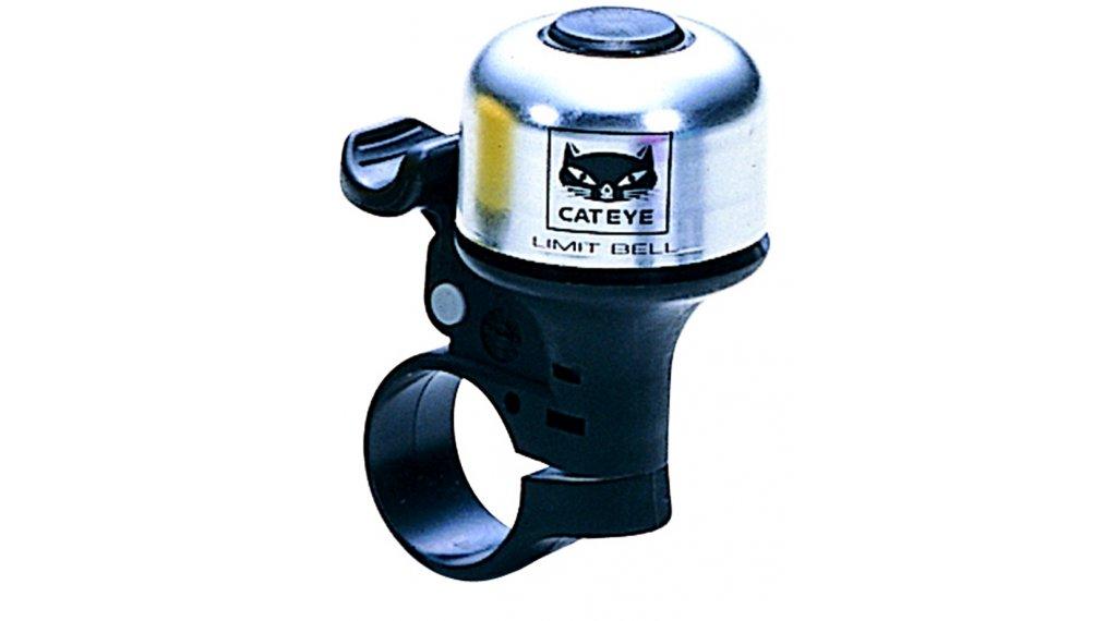 Cat Eye PB-800 Limit Fahrradklingel silber