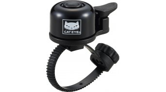 Cat Eye OH-1400 Free tape bike bell Free tape Bell black