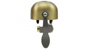 Crane Bell Co Ltd. E-NE Fahrrad-klingel matte gold