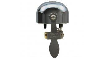 Crane Bell Co Ltd. E-NE Fahrrad-klingel chrome plated