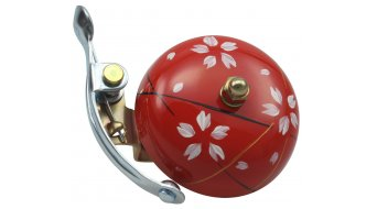 Crane Bell Co Ltd. hand painted Suzu Fahwheeld-bike bell
