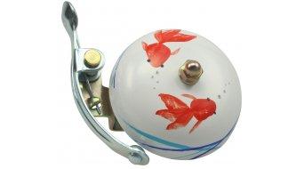 Crane Bell Co Ltd. Handpainted Suzu Fahradd-klingel koi