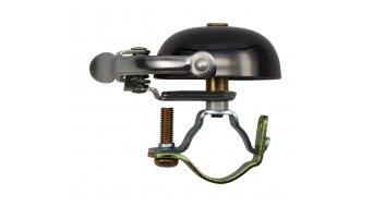 Crane Bell Co Ltd. Mini Suzu Fahrrad-klingel neo black