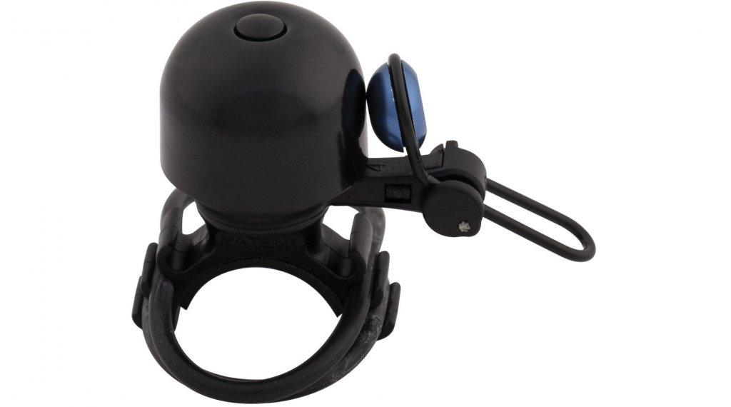 Contec Diamond Bing bike bell black/blue
