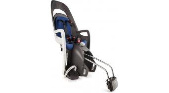 Hamax Caress Kindersitz mit abschließbarer Befestigungshalterung grey/white/blue