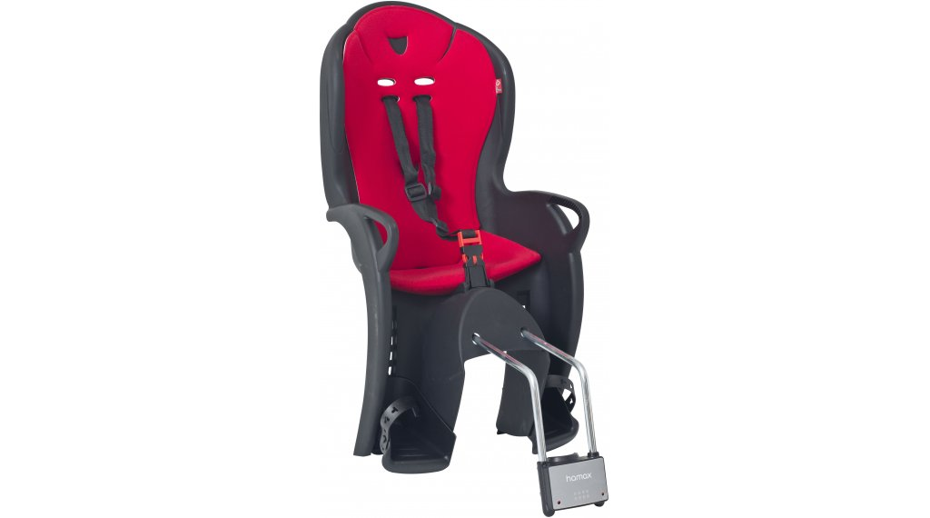 Hamax Kiss Kindersitz black/red