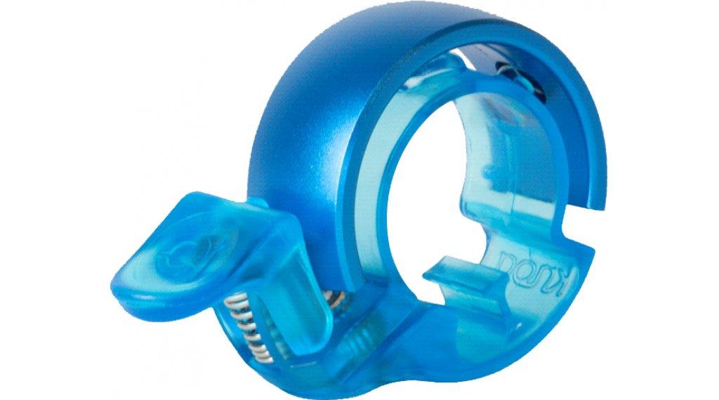 Knog Oi Classic Fahrradklingel Limited Edition Small electric blue