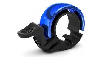 Knog Oi Classic bici campanello allum. campanello Small nero/blu