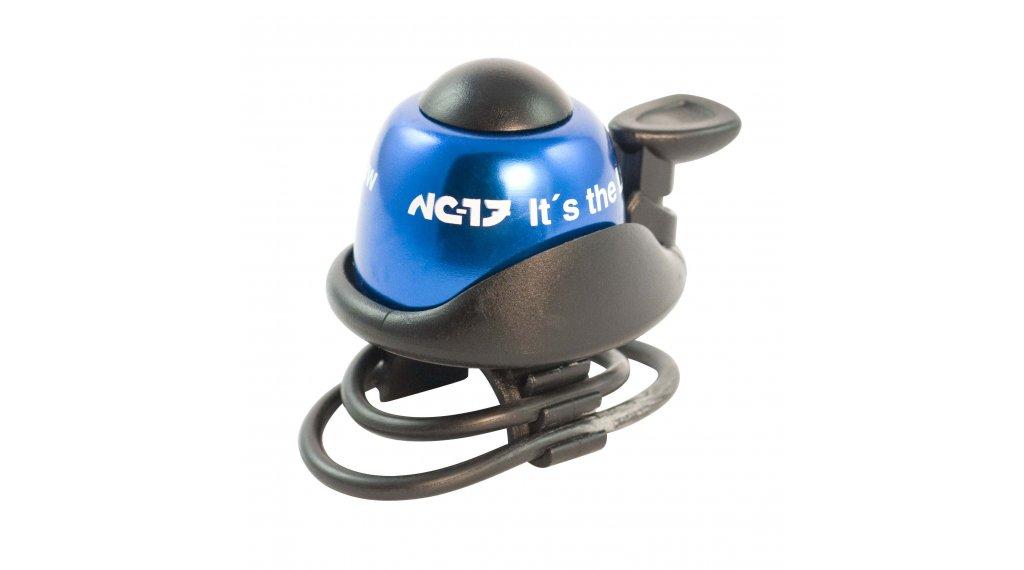 NC-17 Safety Bell Fahrradklingel blau