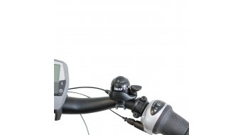 NC-17 Safety Bell Fahrradklingel schwarz