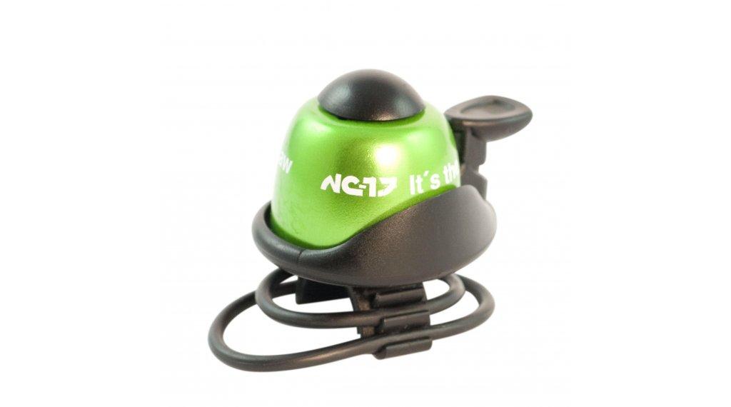 NC-17 Safety Bell Fahrradklingel grün