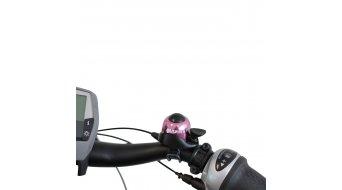 NC-17 Safety Bell Fahrradklingel pink