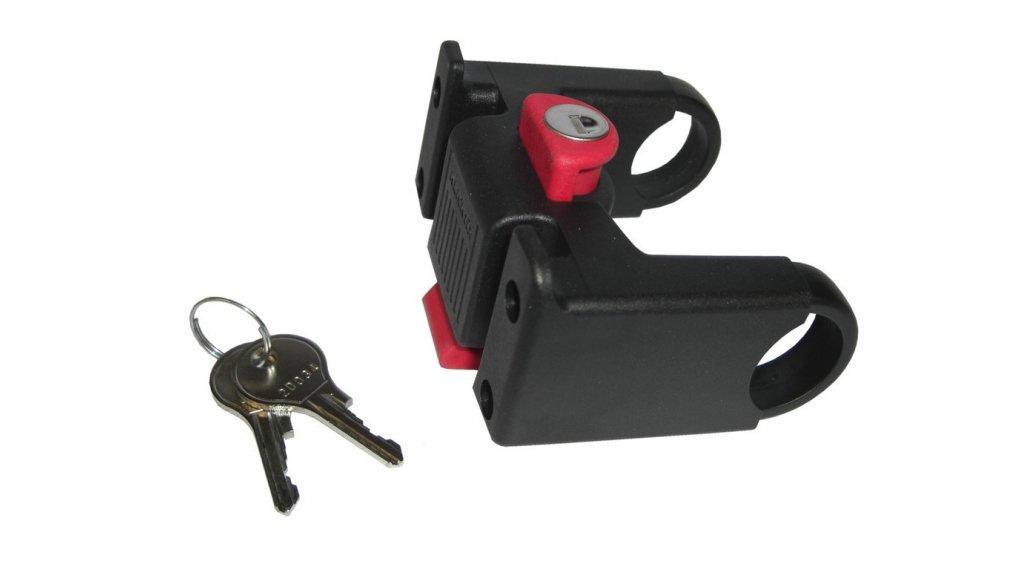 Rixen & Kaul Klickfix Lenkeradapter mit Schloss 22-26mm