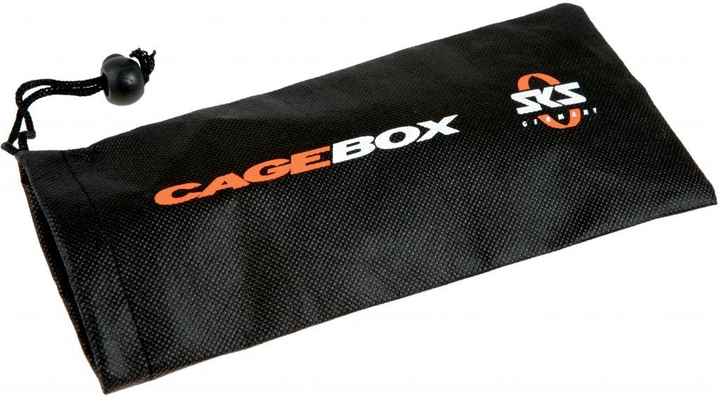 sks cage box flaschenbox schwarz g nstig kaufen. Black Bedroom Furniture Sets. Home Design Ideas