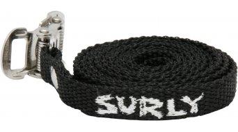 Surly Junk Strap Zurrband 120cm negro(-a) (Edelstahlschnalle)