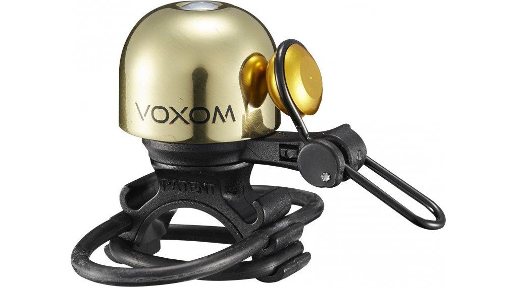 Voxom KL20 bike bell gold
