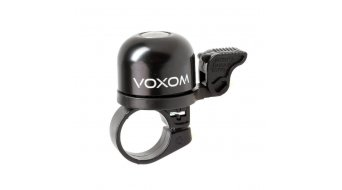 Voxom KL1 bike bell black