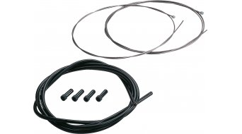 FSA Vision brake cable set for Aero brake lever (inside- & Außen cable front wheel/rear wheel ) 2011