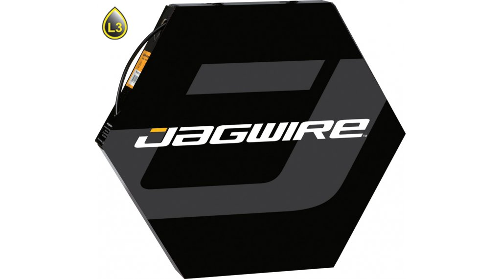 Jagwire CGX-SL Bremszugaußenhülle 5.0mm schwarz (Meterware)
