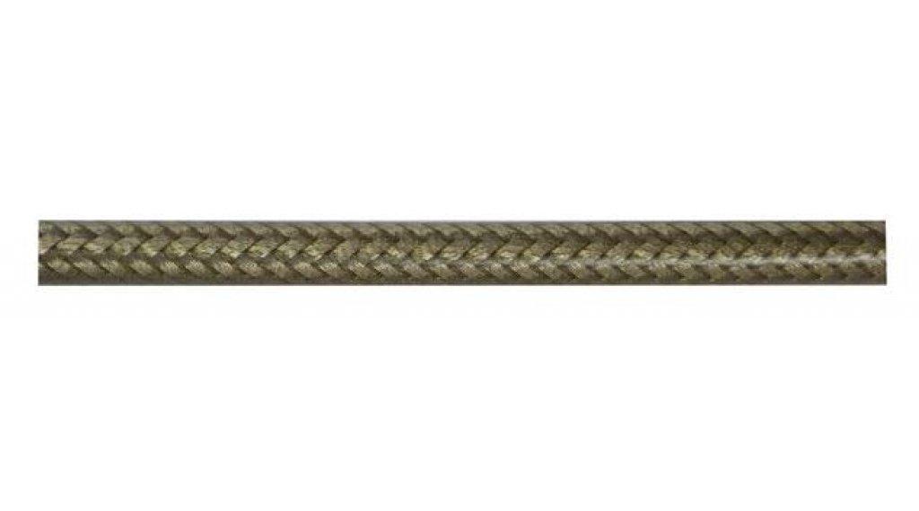Jagwire LEX-SL guaina cavo cambio 4.5mm carbonio/argento (al metro )