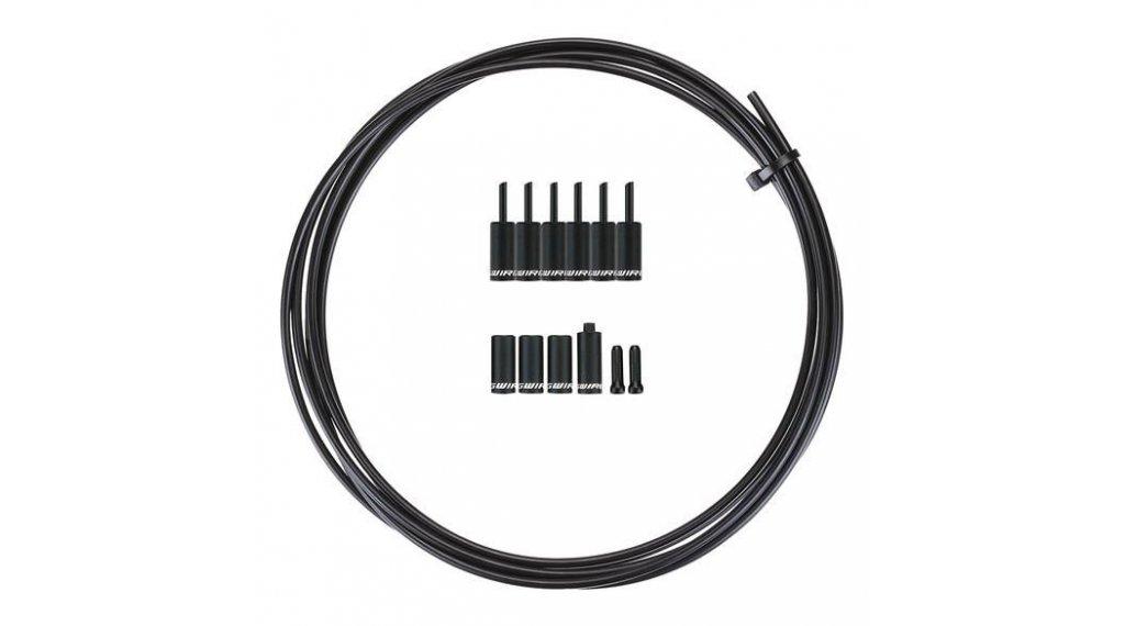 Jagwire Universal Pro Dichtungskit für 4.0mm Außenhülle schwarz