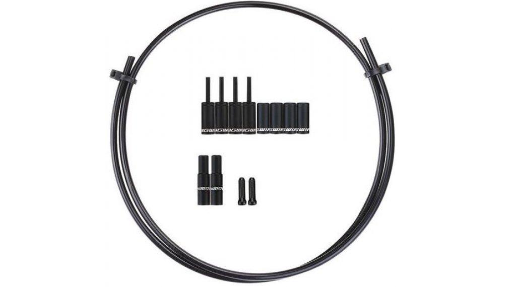 Jagwire Universal Pro Dichtungskit für 5.0mm Außenhülle schwarz